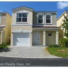 Rental info for 1009 SW 15th Street in the 33442 area
