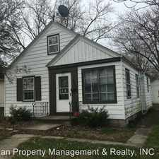 Rental info for 4042 Warsaw St.