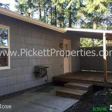 Rental info for 3771 Erlands Point Rd. NW
