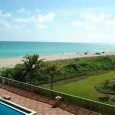 Rental info for 6039 Collins Ave