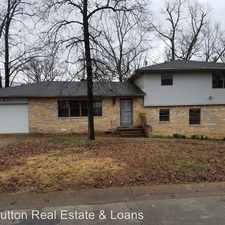 Rental info for 2844 Lakeside Dr in the Poplar Bluff area