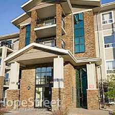 Rental info for 7339 South Terwillegar Drive NW - 2 Bedroom Apartment for Rent in the Terwillegar South area