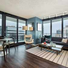 Rental info for Aqua in the The Loop area
