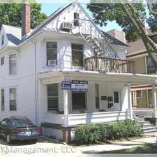Rental info for 305 N Pinckney St in the Madison area