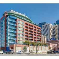 Rental info for New Ad: Eau Claire 1 Bedroom Fully Furnished Condo in the Chinatown area