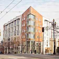 Rental info for 2175 Market Street in the Duboce Triangle area