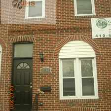 Rental info for 2322 Orleans Street in the McElderry Park area