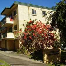 Rental info for Two bedroom unit close to QUT and hospital