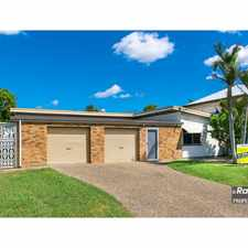 Rental info for 2 WEEKS FREE RENT!! RENOVATED AND READY! in the Rockhampton City area