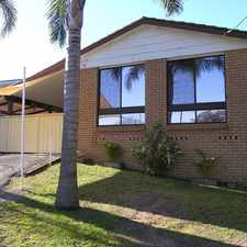 Rental info for Neat & Tidy Home in the Budgewoi area