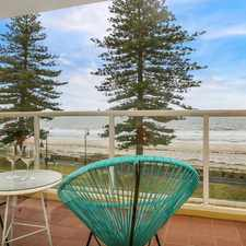 Rental info for BREATH TAKING OCEAN VIEWS - 3 Bedroom Apartment - Option for Furnished or Unfurnished in the Glenelg area