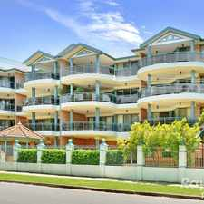 Rental info for BEAUTIFULLY PRESENTED 3 BEDROOM UNIT in the Sydney area