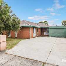 Rental info for NEAT AND TIDY HOME IN CENTRAL LOCATION in the Melbourne area