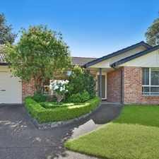 Rental info for DEPOSIT TAKEN - PROPERTY NO LONGER AVAILABLE in the Thornleigh area