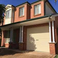 Rental info for Semi Renovated Double Storey Home in the Prestons area