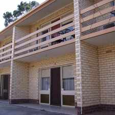 Rental info for IDEALLY LOCATED 3 BEDROOM TOWNHOUSE in the Adelaide area