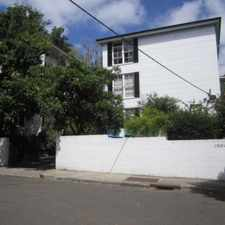 Rental info for SPACIOUS APARTMENT IN A TREE LINED STREET