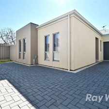 Rental info for Ultra Modern 3 Bedroom Home! in the Elizabeth Vale area