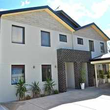 Rental info for As New 4x2 Duplex in Great Location in the Kalgoorlie area