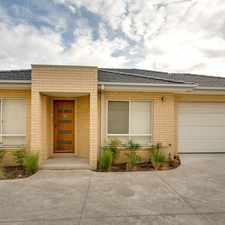 Rental info for ANOTHER QUALITY TENANT FOUND BY RAY WHITE ROSEBUD in the Melbourne area