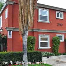 Rental info for 3740 Pershing Ave - 3 in the 92104 area
