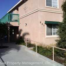Rental info for 521 W. Ocean Ave. #D in the Lompoc area