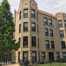 Rental info for 5400 Winthrop in the Edgewater area