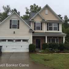 Rental info for 114 Shea Court in the Simpsonville area