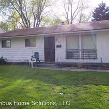 Rental info for 2639 Woodland Ave
