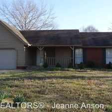 Rental info for 1013 W Pensacola Court in the Bixby area