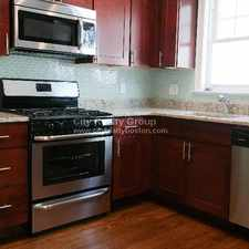 Rental info for 97 Neponset Avenue #2 in the Neponset - Port Norfolk area