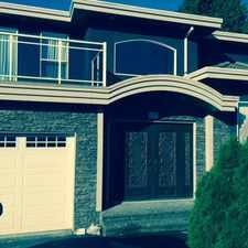 Rental info for 7637 IMPERIAL in the Burnaby area