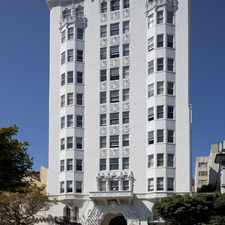 Rental info for 645 STOCKTON Apartments & Suites in the Chinatown area