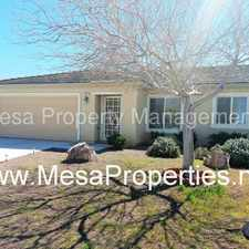 Rental info for 3 Bedroom 2 Bathroom home located in Adelanto