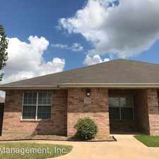 Rental info for 2321 Antelope in the College Station area