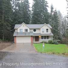 Rental info for 22001 NE 204th Court