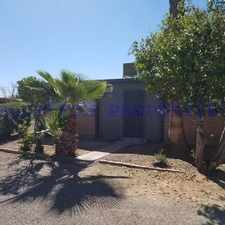 Rental info for 809 E. Holaway Dr in the Tucson area