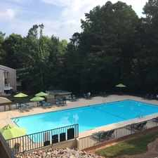 Rental info for Village of Pickwick in the Raleigh area
