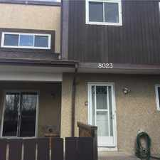 Rental info for 8023 27 Avenue in the Meyonohk area
