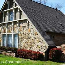 Rental info for 4974 S. 76th East Ave. in the Tulsa area