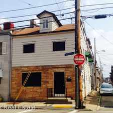 Rental info for 127 South 17th Street #1 in the Pittsburgh area