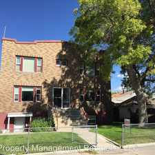 Rental info for 436 S Hayes #1