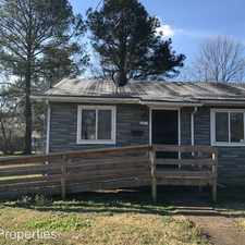 Rental info for 1217 Hornbrook St in the Dyersburg area