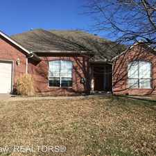 Rental info for 7425 S 107th East Avenue