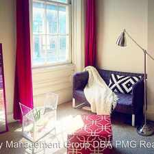 Rental info for 919 Pine St - #1F in the Washington Square West area