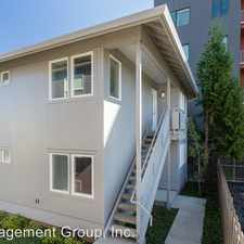 Rental info for 4036 NE Garfield Ave in the King area