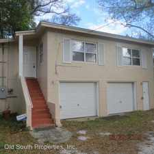 Rental info for 408 1/2 South L Street in the 32501 area