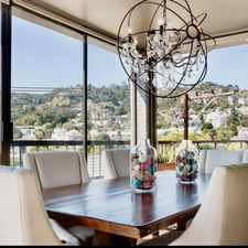 Rental info for Crescent Heights/Fountain in the Bel Air-Beverly Crest area