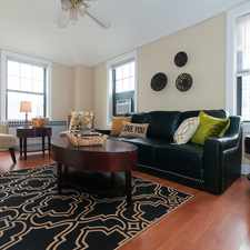 Rental info for Walden St & Saville St in the West Cambridge area