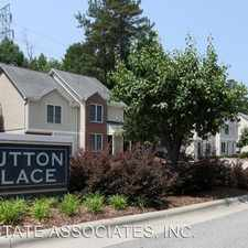 Rental info for 32 Dansey Circle in the Durham area
